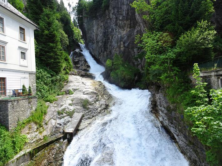 Gasteiner Wasser - Die flüssige Vielfalt des Salzburger Landes