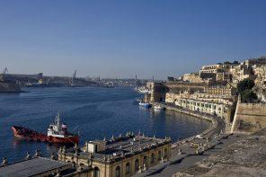 Ein Wochenende in der Kulturhauptstadt Valletta