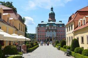 Geschichtete Geschichte auf Schloss Fürstenstein in Schlesien: von der Grenzburg zu Hitlers Hauptquartier