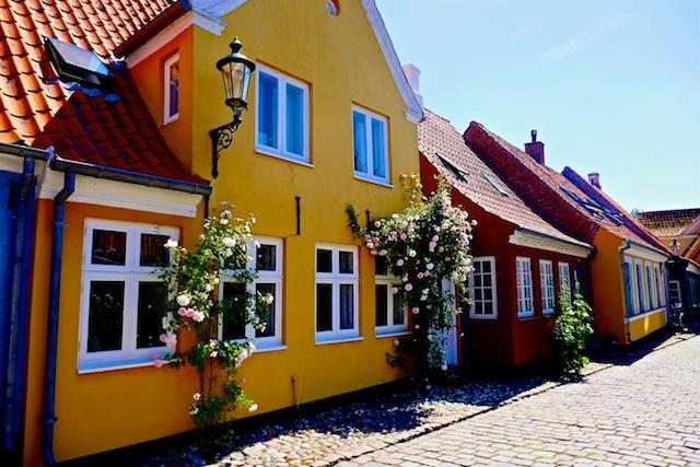 Ærøskøbings bunte Vielfalt auf der Insel Ærø – eine Geschichte in Bildern