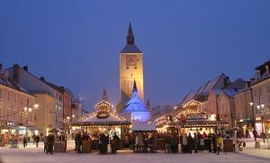 Christkindlmarkt in Deggendorf. © Kulturamt der Stadt Deggendorf