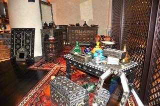 Dekoration im Shangri-La_Hotel8979