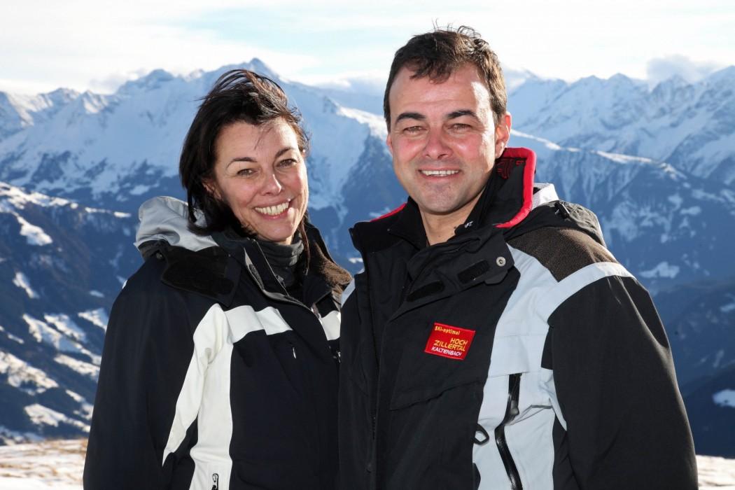 Die Geschwister Martha und Heinz Schultz