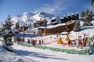 Die Skischule von Annie Famose