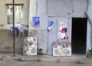 Die berühmten 3 D Bilder von Tamar Gatenashbili