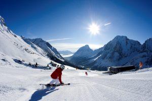 Schlager, Ski und Sonnenschein