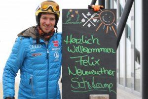 Schnee, Spaß und Sport mit Felix Neureuther