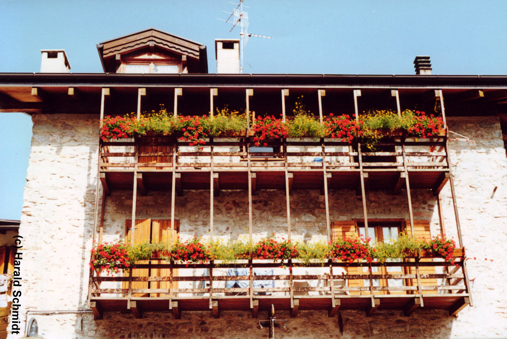 Ferienwohnungen im Trentino