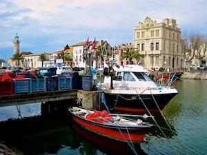 Fischerhafen Le Grau du Roi