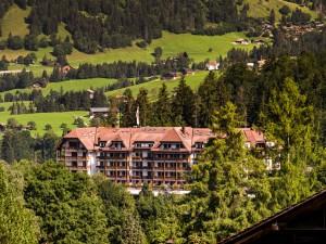Erlebnisreicher Sommer im Grand Hotel Park Gstaad