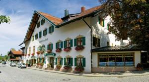 Weißwurst-Mekka: Landmetzgerei Hofherr.in Königsdorf Foto: Posthotel Hofherr