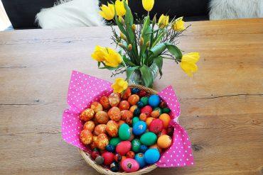 Osterbräuche aus St. Johann in Tirol für zu Hause
