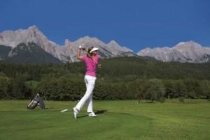 28 Golclubs in SalzburgerLand und Tirol gehören zu Golf Alpin.