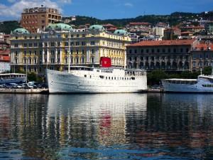 Hafenstadt Rijeka