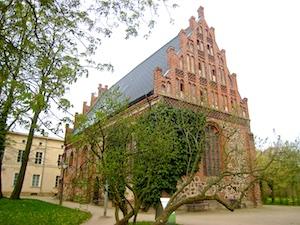 Heiligengrabe Heiliggrabkapelle 1512