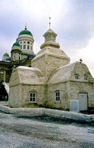 Helsinki Eiskirche