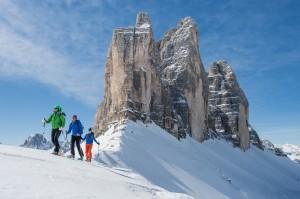 Das Südtiroler Hochpustertal wird zur Dolomitenregion Drei Zinnen