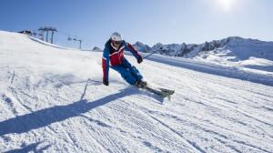 'Am 3. 12. 2016 startet das Pitztaler Hochzeiger-Skigebiet in die Wintersaison. Foto: Pitztaler Gletscherbahn - Daniel Zangerl