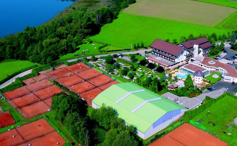 Die schönsten und besten Tennis-Hotels in Kärnten