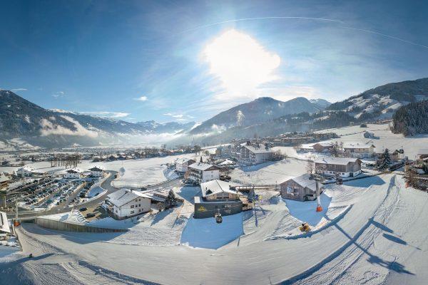 TOP 10 Skihotels Zillertal