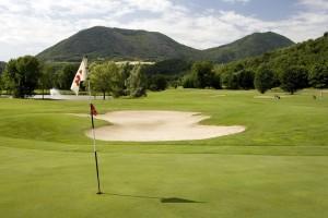 18-Loch-Platz des Golf Club Frassanelle