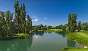 """Die 27-Loch-Anlage """"Golf della Montecchia"""""""