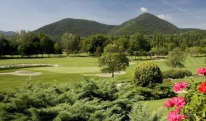 27-Loch-Platz des Golf Club Padova