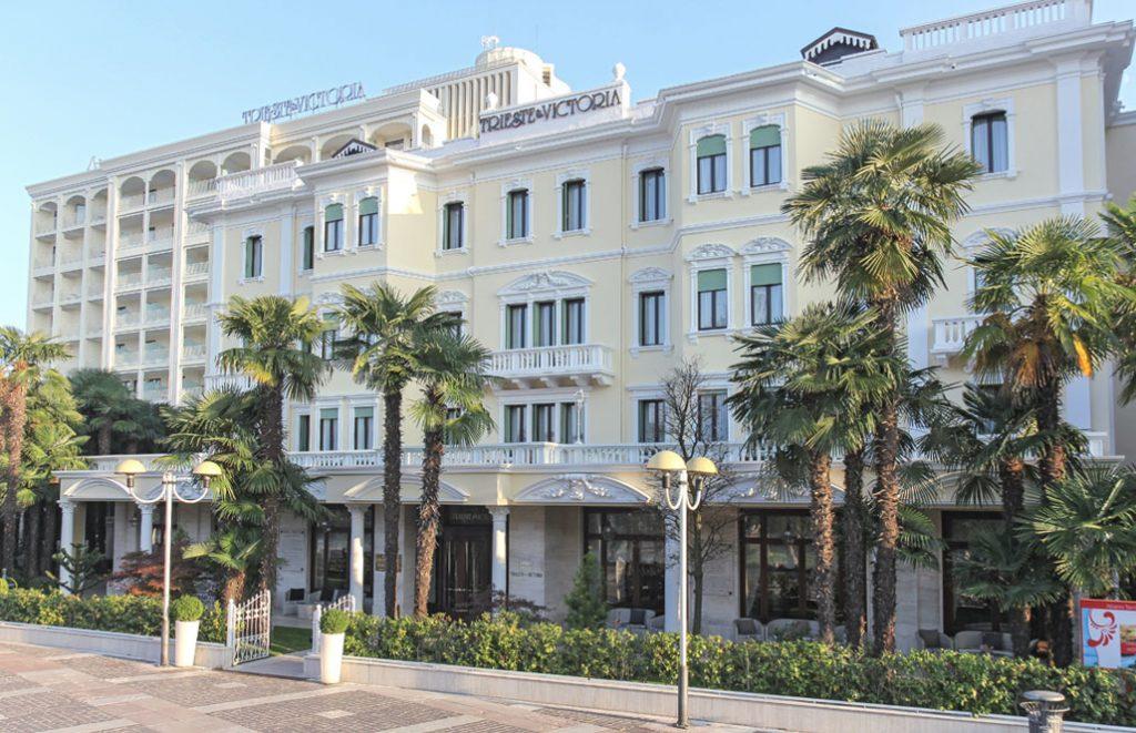Das Top-Hotel in Abano Terme: ABANO GRAND HOTEL *****L