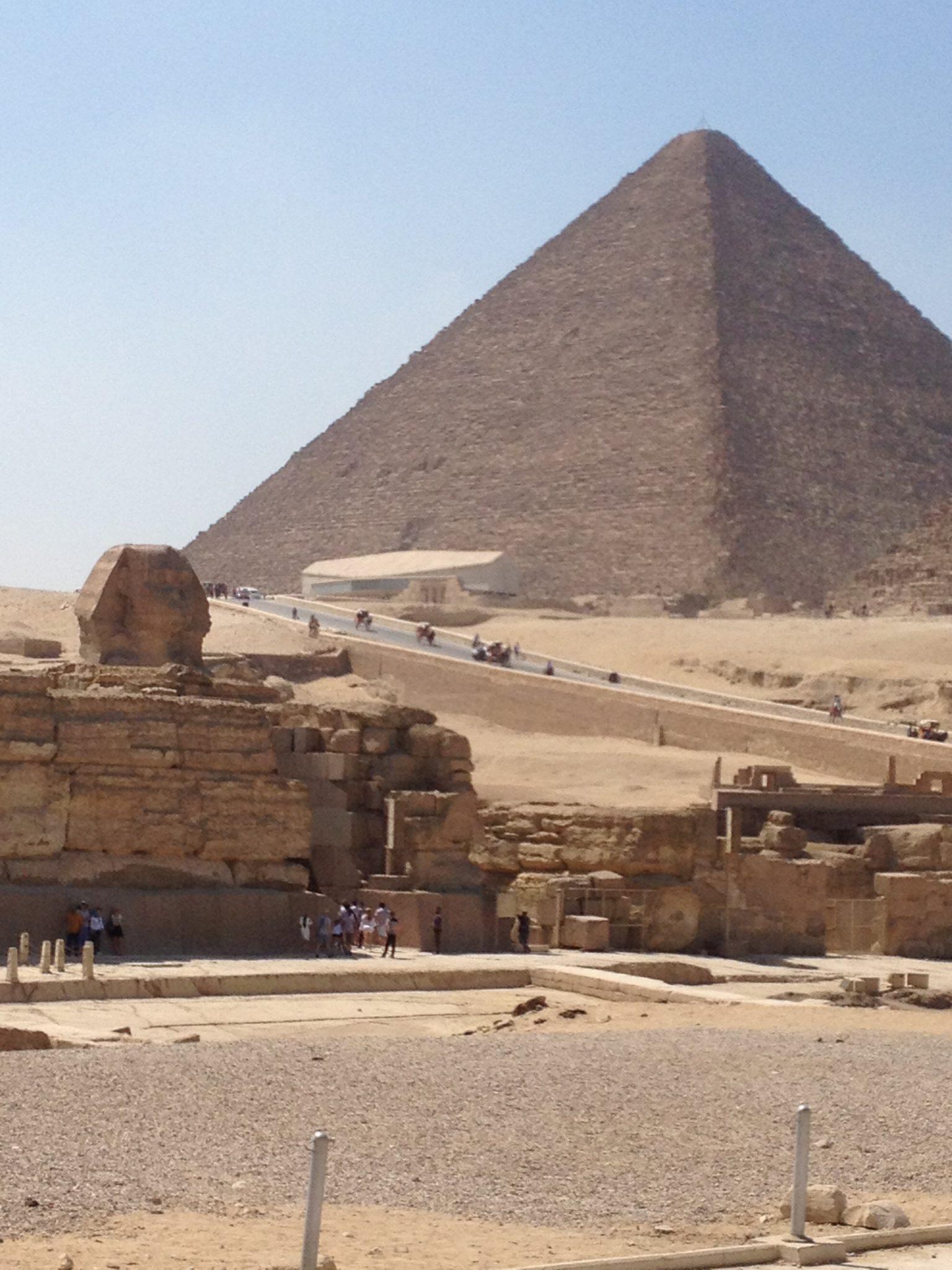 Hurghada Vom Strand zu den Pyramiden Ägypten Labranda Royal Makadi