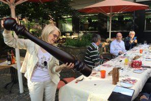 Gemeinsam kochen und gemeinsam lachen im Münsterland