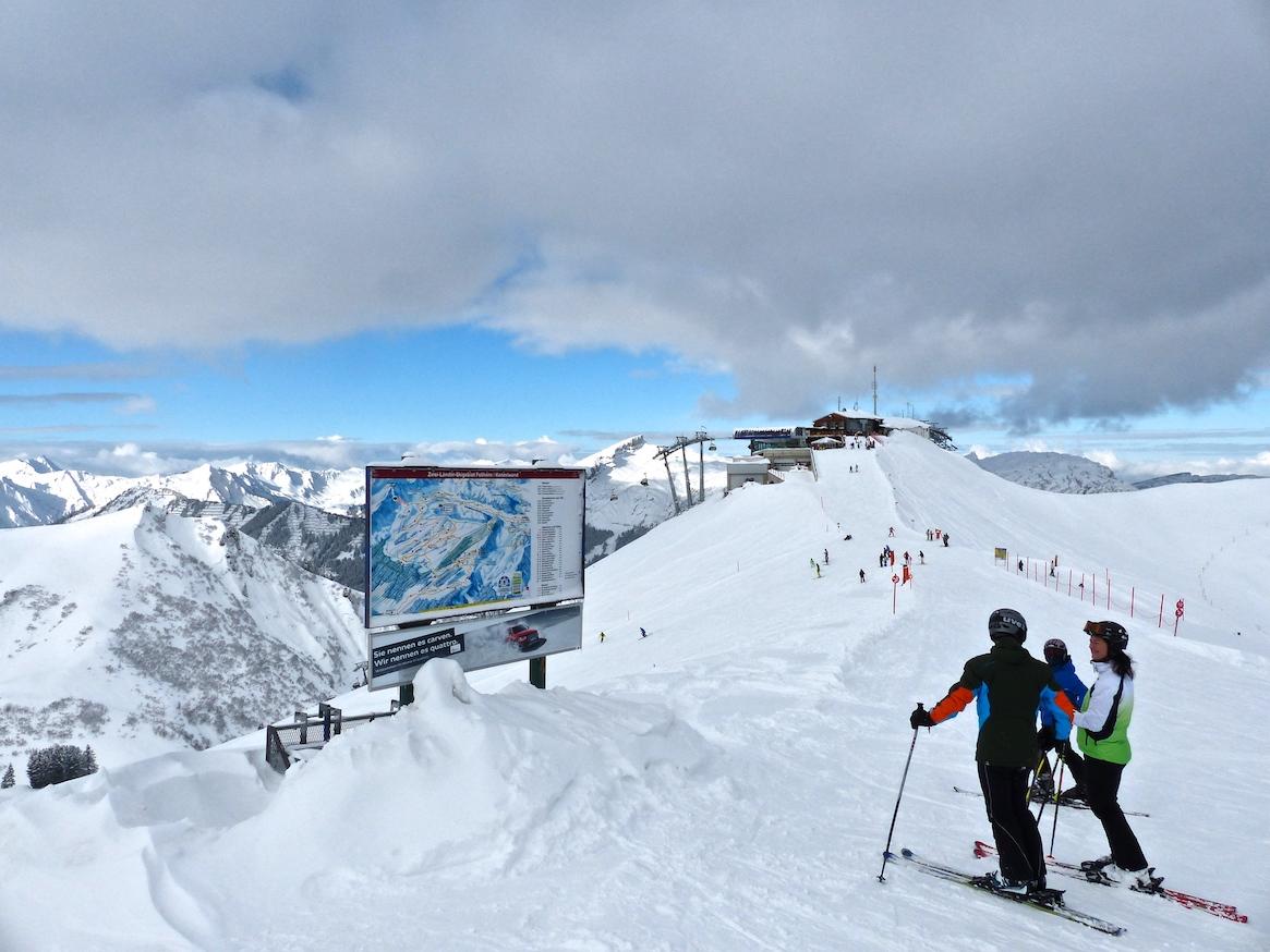 Wintersport und Lebensfeuer – Kontraste im Kleinwalsertal