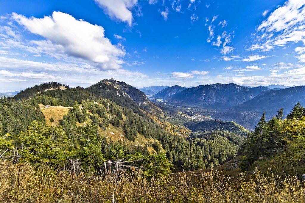 Ammergauer Alpen sind offiziell Naturpark
