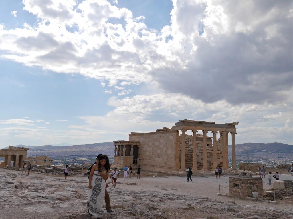 Jeder Athen-Besucher_Besucherin besucht die Akropolis_©rwg