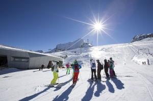 Kitzsteinhorn: Mit dem neuen Gletscherjet noch mehr Skispaß