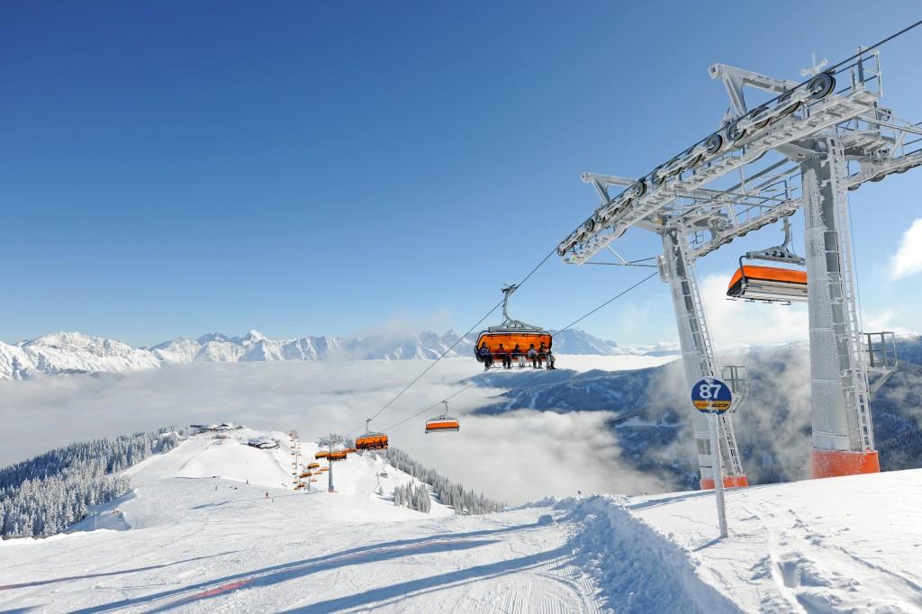 Der Hauptgrund für die Urlaubs-entscheidung ist die Größe des Skigebiets