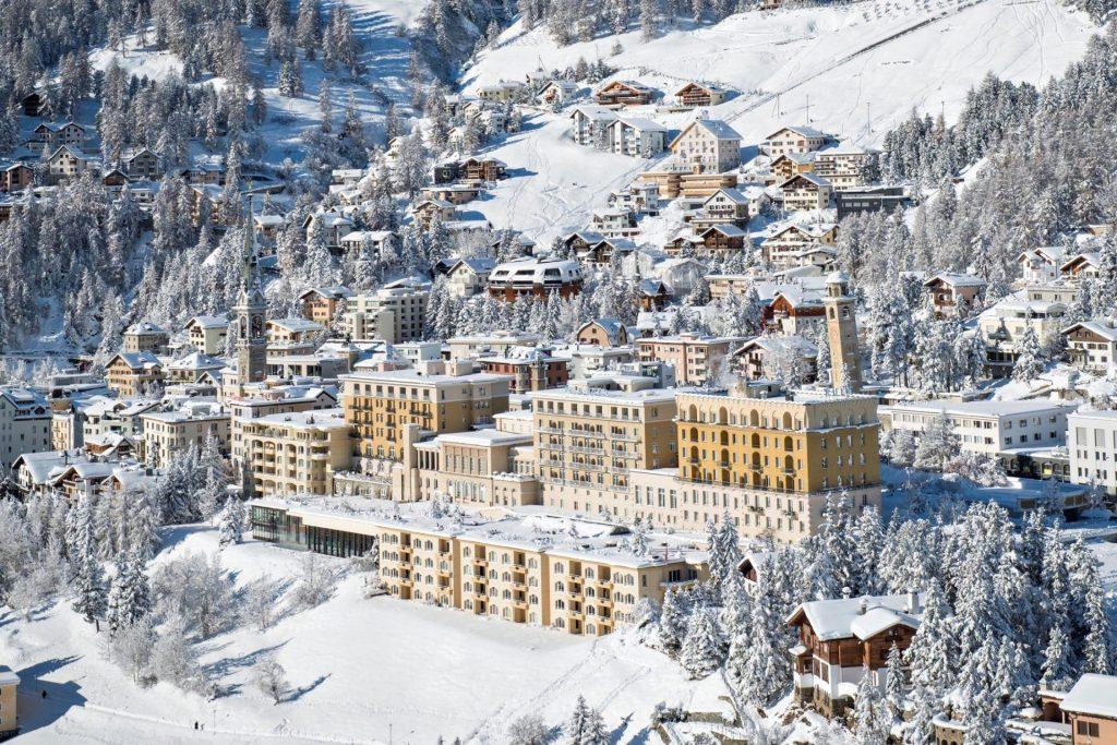 St. Moritz – Kulinarische Höhenflüge