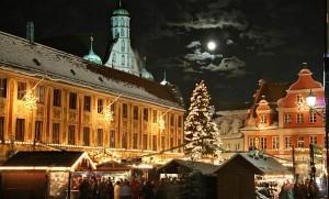 Christkindlesmarkt in Memmingen. © Stadtinformation Memmingen