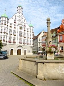 Memmingen Rathaus