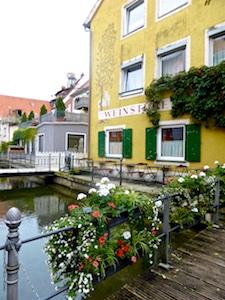 Memmingen Stadtbach