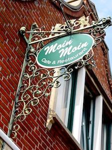 Moin Moin Cafe-Restaurant Greetsiel