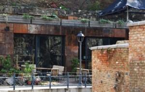 Morderne Cafee in Tiflis