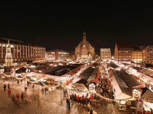 Nürnberger Christkindlesmarkt. Foto: Steffen Oliver Riese
