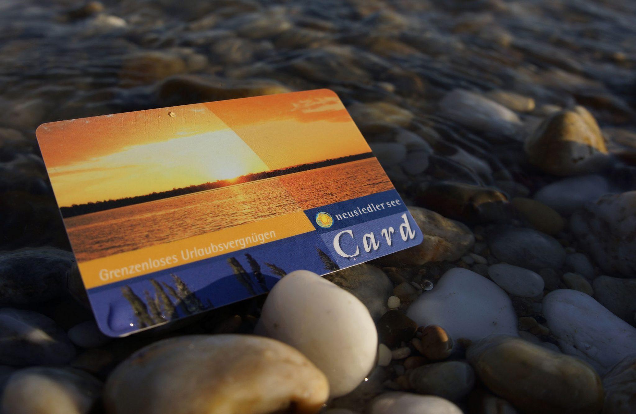 Jetzt ganzjährig von Vorteil: Neusiedler See Card