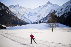 Langlaufen und mehr in Oberstdorf