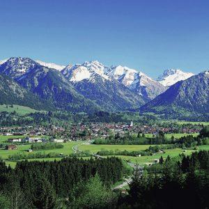 Frühling im Oberallgäu – unterwegs in und um Oberstdorf