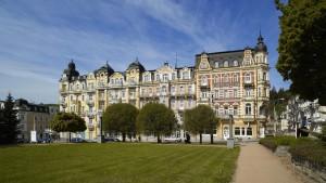 Das Orea Spa Hotel Palace Zvon in Marienbad.