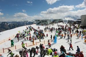Zell am See-Kaprun: Skifreuden von Ostern bis Ende April