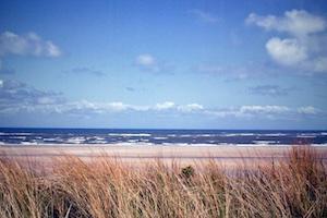 Die Ostsee von Glücksburg im Norden bis Strande an der Kieler Förde