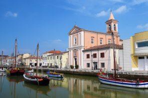 Raus aus Rimini und rein ins Umland – vom Massen-Badeort in die italienische Romagna