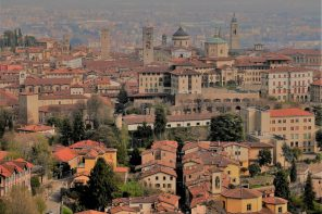 Belebtes Bergamo – lombardische Lebensart trifft beeindruckende Baukunst